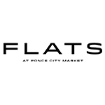 Flats at Ponce City Market logo