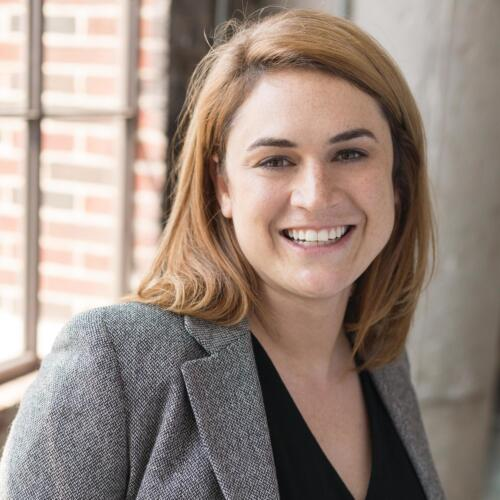Rebecca Wiener head shot