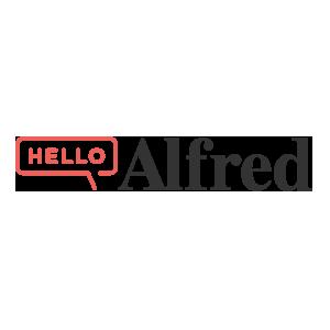 Logos hello alfred
