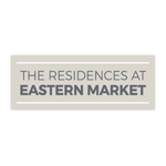 The Residences at Eastern Market logo